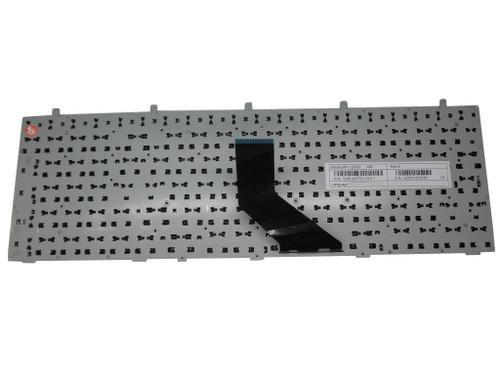Laptop Keyboard For CLEVO W350ET W350ETQ W350SKQ W350SSQ W350STQ W355SDQ W355SSQ W355STQ W370ET W370SK W370SS W370SSQ W370ST Danish DM With Back Frame