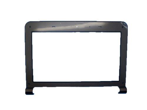 Laptop LCD Front Bezel For Toshiba NB200 NB201 NB202 NB203 NB205 A5F9AE FA081000800 brown new