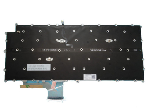 Laptop Keyboard For LG 13Z980 13ZD980 Japanese JP SG-91030-2VA AEW73969803 White Without Frame & With Backlit