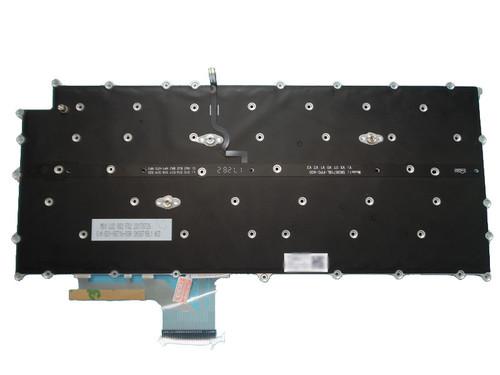 Laptop Keyboard For LG 13Z980 13ZD980 Japanese JP SG-91020-2VA Black Without Frame & With Backlit