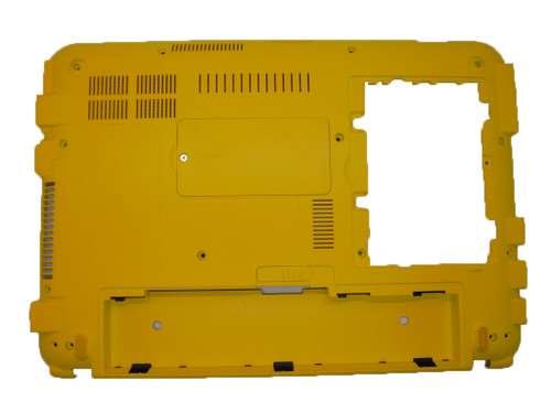 Laptop Bottom Case For Samsung N148 N145 N143 N150 N151 BA75-02314G Yellow Lower Case New