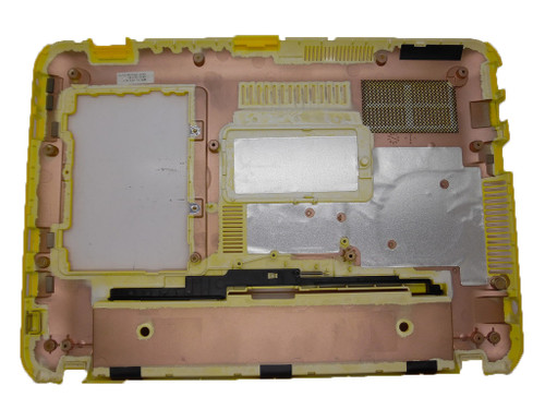 Laptop Bottom Case For Samsung N148 N145 N143 N150 N151 BA75-02314G Yellow Lower Case New