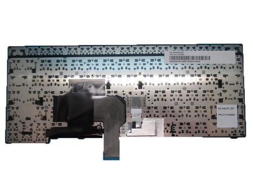 Laptop Keyboard For Lenovo Thinkpad E470 English US 01AX040 PK1311N2A00 SN20K93195 9Z.NBJST.201 Black New