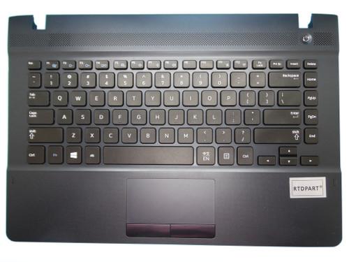 Laptop PalmRest&keyboard For Samsung NP270E4V 270E4V English US BA75-04628A With Touchpad Speaker Blue New
