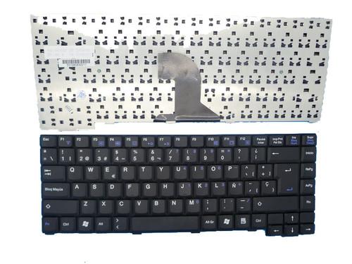 Laptop Keyboard For BenQ A31 A31E A32 A32E A33 A33E KO11818Q5 531080830011 Spain SP Black