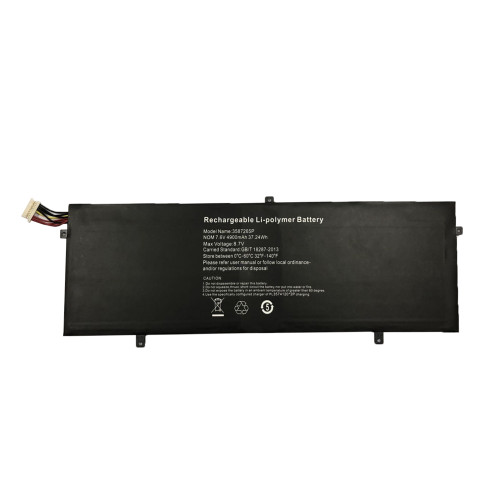Laptop Battery For YEPO 737A 737S/T/A Compatible 369277-2S 7.6V 4800MAH 36.48WH New
