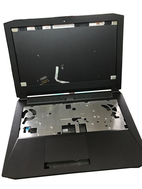 Laptop PalmRest For CLEVO P640 P640RF P641RF P640RE X411 New Original