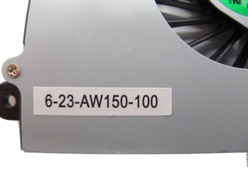 Laptop CPU FAN For CLEVO M1110 M1110Q M1111 M1115 6-23-AW150-100 AB0505HX-JC3(CWM1110)