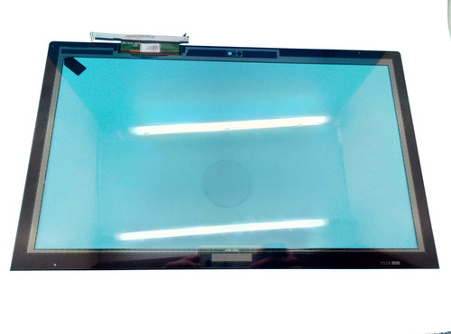 Laptop Digitizer Touch Screen For Lenovo U530 Touch 59427841 3DZBLBLV00 69.15107.G02 I156FGT05.0 With Bezel New