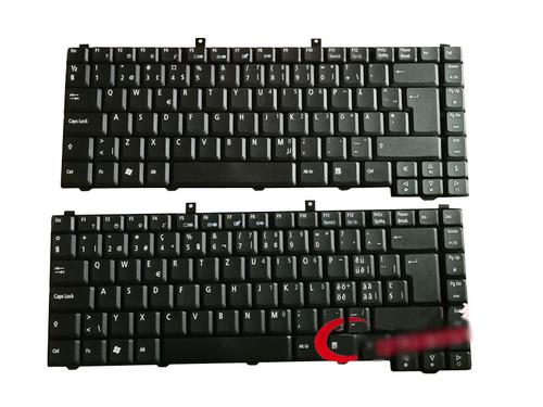 Laptop Keyboard For ACER 99.N5982.C0G NSK-H3M0G GR 99.N5982.C00 NSK-H3M00 SW Swiss
