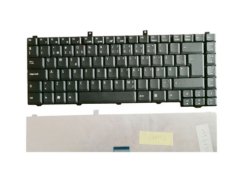 Laptop Keyboard For ACER 99.N5982.C0D NSK-H3M0D Danish DM