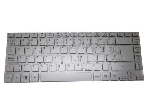 Laptop Keyboard for CLEVO W945LUQ W945BUQ W945SUW W945SUY W945TU W945TU-L W945JUQ W945TUQ Nordic NE Black Frame