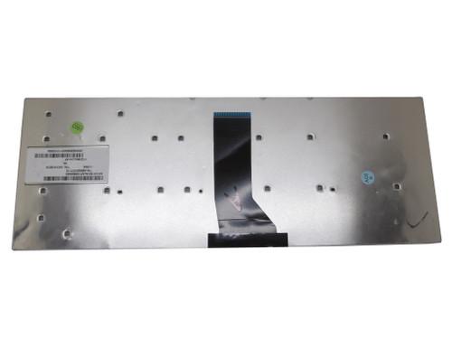 Laptop Keyboard For Acer V121646CK2 NE AEZQSN00110 Nordic NE Silver