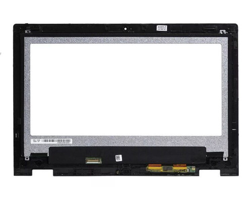 Laptop Touch Screen+LCD Display Assembly & Bezel For DELL Inspiron 13 7347 7348 P57G LP133WH2-SPB1 1366*768 0W6TN0 0XP2FH new