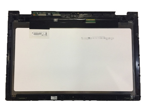 Laptop Touch Screen+LCD Display Assembly & Bezel For DELL Inspiron 13 7347 7348 P57G 1920*1080 LTN133HL03-201 0PVFF5 09T7WM new