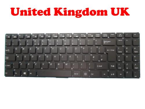 Laptop Keyboard For Slimbook EXCALIBUR 15 2 i5 15 2 i7 United Kingdom UK Without Frame