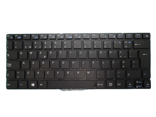 Laptop Keyboard 641100184030 V1383AIEK TOP VER01 Portugal PO Without Frame