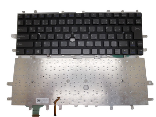 Laptop Keyboard For SONY VAIO SVD11 HMB8814YSA111A 149053011JP Japanese JP black with backlit
