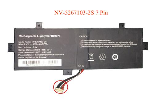 Laptop Battery NV-5267103-2S 7.4V 5000mAh 37Wh new
