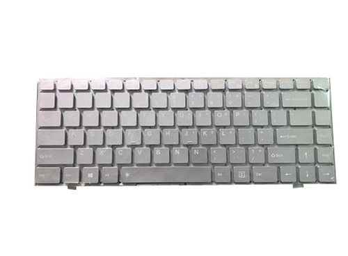 Laptop Keyboard For Jumper For EZbook X4 K621US JM300-2 YJ-485 14 Inch English US Silver