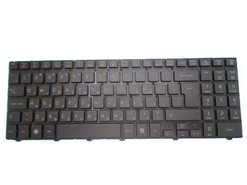 Laptop Keyboard For LG 2B-02919Q100 AELG4V00010 Hebrew HB Without Frame