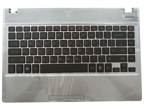 Laptop PalmRest&Keyboard For LG P430 P430-G P430-H P430-K P430-L P435 P435-P P435-K P435-G Korea KR With Touch New and Original