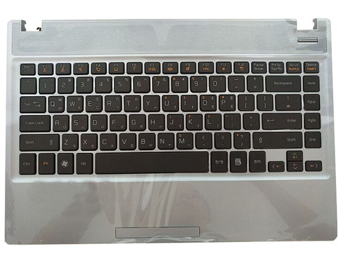 Laptop PalmRest&Keyboard For LG P430 AP-JL000420/2B-02405C200 Korea KR With Touch New and Original