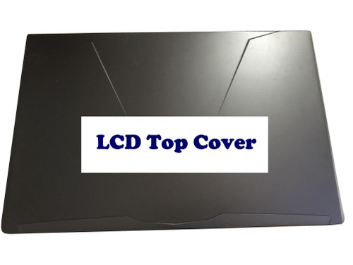 Laptop LCD Top Cover For CLEVO P950 P950HP P950HP6 T800 95% New