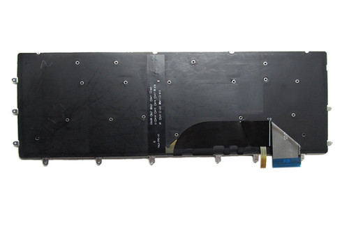 Laptop Keyboard For DELL XPS 15 9550 9560 Precision 5510 5520 Inspiron 7347 7348 7352 7353 7359 7568 Thailand TI black with backlit new
