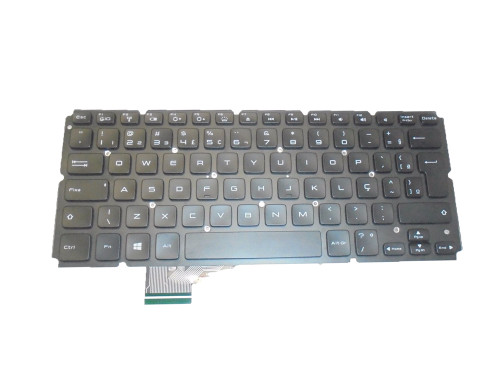 Laptop Keyboard For DELL XPS 14 L421X 15 L521X black with backlit Brazilian BR 0X3D0V X3D0V new