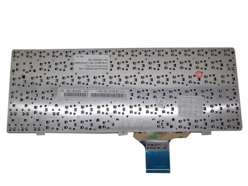 Laptop Keyboard For CLEVO M1110 M1110Q M1111 M1115 MP-08J63US-430 6-80-M110-015-1 MP-10F83US-430W 6-80-M1110-011-1 MP-08J63US-4303W 6-80-M1110-013-1 United States US With Red Frame