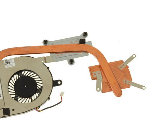Laptop Heatsink&Fan For DELL Inspiron 15 5555 5558 5559 5458 5459 5755 5758 AT1GG002DK0 0243C6 243C6