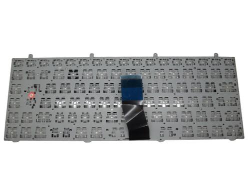 Laptop Keyboard For W230SD W230SS W230ST Brazilian BR Silver Frame