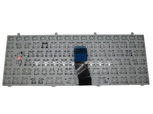 Laptop Keyboard For CLEVO W230ST MP-13C26F0J4302 6-80-W23D0-060-1 France FR Without Frame