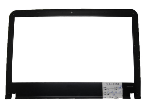 Laptop LCD Front Bezel For SONY VAIO VPCEA4AYC black 95%new