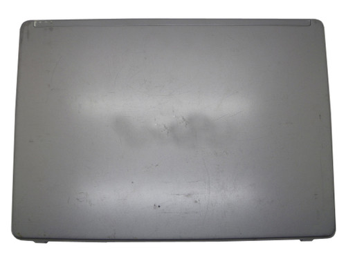 Laptop LCD Top Cover For SONY VAIO VGN-C series C210E silver back cover used