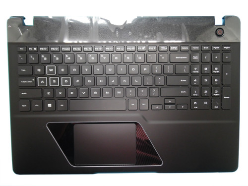 Laptop PalmRest&keyboard For Samsung NP8500GM 8500GM English US BA98-01262A 9Z.NARBN.F01 With Touchpad Speaker New