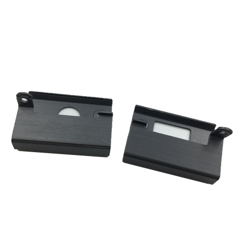 Laptop LCD Hinge Cover L&R For DELL Latitude E5450 5450 P48G non-touch new