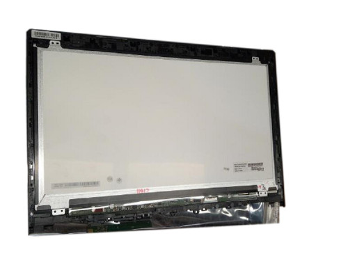 Laptop Touch Screen+LCD Display+Front Bezel+Board assembly For Lenovo Edge 2-1580 5D10K28140 LP156WF6-SPK3 USED