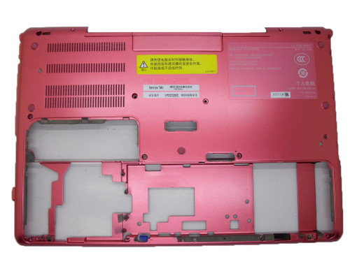 Laptop Bottom Case For SONY VAIO VPCSD VPC-SD series 024-400A-8516-E pink 95%new