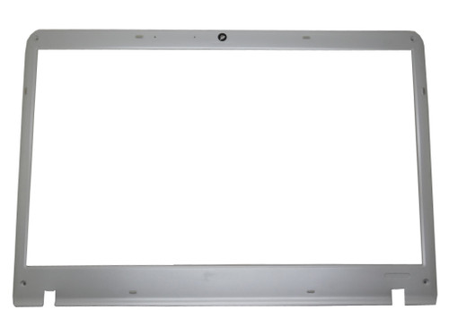 Laptop LCD Front Bezel For SONY VAIO VPC-EB VPCEB VPC EB series 012-100A-3017-D white 95%new