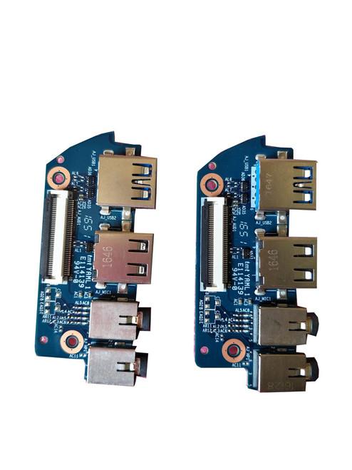 Laptop USB Board For CLEVO N850HJ N850HK 6-KP5D1 6-71-N8508D03 6-71-N8508-D03 New Original