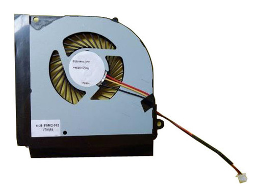 Laptop Cooling Fan For CLEVO P950ER P955HR P955EP6 P955EE6 P960EP6 6-31-P9502-102 3Pin New and Original