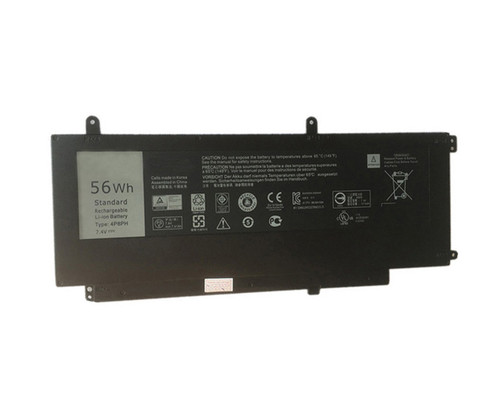 Laptop Battery For DELL Inspiron 15 7537 7547 7548 4P8PH 0179F8 179F8 7410mAh 56WH 7.4V