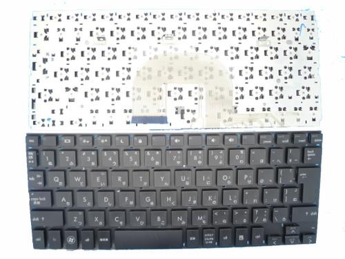 Laptop Keyboard For HP MINI 5101 5102 5103 5105 5100 578364-291 V104526AJ1 JA Without Frame Black JAPAN JP