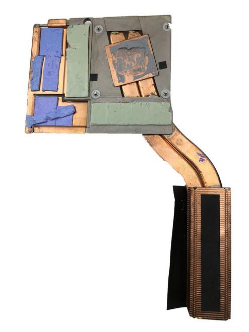 Laptop Heatsink For DELL Precision M6800 P30F AT0W20020AL 0K6D33 K6D33 new