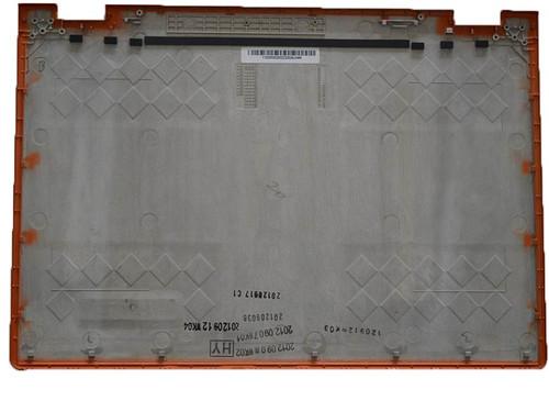 Laptop LCD Top Cover For Lenovo Ideapad Yoga 13 30500115 30500243 Back Cover Orange New