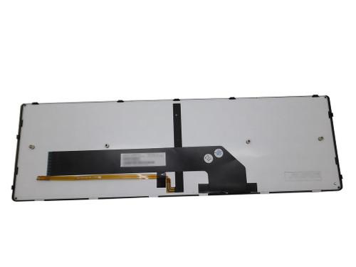 Laptop Keyboard For Gigabyte P37K P37K V3 P37X V4 P37X V5 P37X V6 P37X V6-PC4D P37X V6-PC4K4D English US With Black Frame And Backlit
