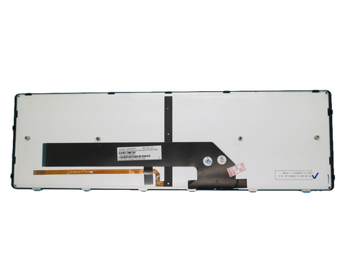 Laptop Keyboard For Gigabyte P57W V7 P57X V6 P57X V6-PC3D P57X V6-PC4D P57X V7 U35F Traditional Chinese TW With Black Frame And Backlit