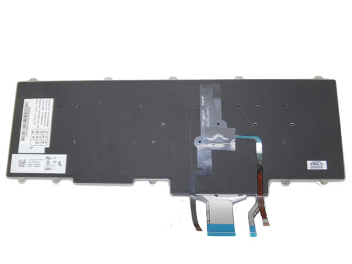 Laptop Keyboard For DELL Latitude E5550 5550 E5570 5580 7510 3510 M3510 3520 7520 7720 7710 Thailand TI Pointing&backlit new